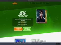 Play Casino Classic UK Now