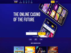 Play Space Casino UK Now