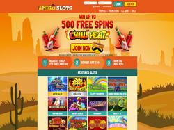 Play Amigo Slots Now