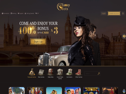 Play Classy Slots Now