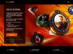 Play partypoker Czech Republic Now