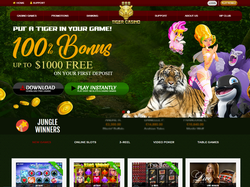 Play 888Tiger Casino Now