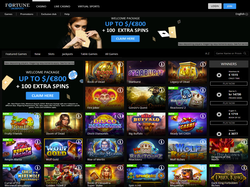 Play Fortune Jackpots Now