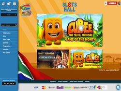 Play Slots Hall Now