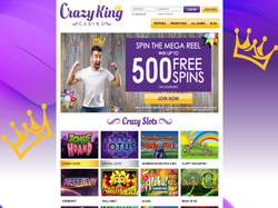 Play Crazy King Casino Now