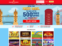 Play Online Casino London Now