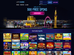 Play Late Casino Now