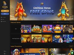 Play Horus Casino Now