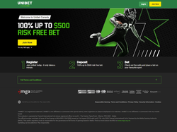 Play Unibet Canada Sports Now
