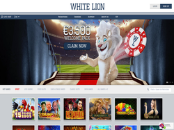 Play White Lion Now