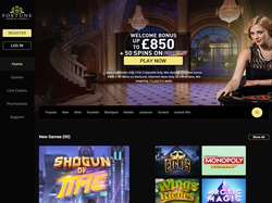 Play Fortune Mobile Casino Now