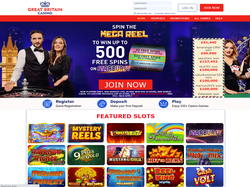 Play Great Britain Casino Now