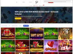Play Platinum Casino Romania Now