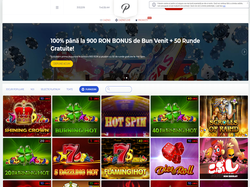 Play Platinum Casino Romania Now