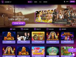 Play CasinoBit Now