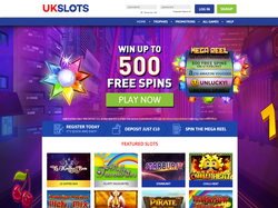 Play UK Slots Now
