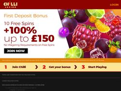 Play Chilli Casino Now