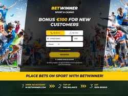 Play BetWinner Sports Now