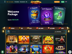 Play GoodWin Casino Now
