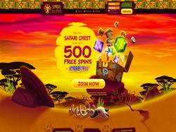 Play Simba Slots Now