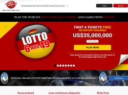 Play Crypto Millions Lotto Now