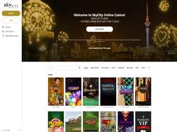 Play SkyCity Online Casino Now