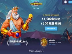 Play Casino Gods Now