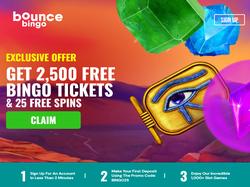 Play Bounce Bingo Now