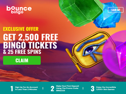 Play Bounce Bingo Now