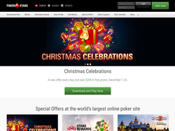 Play PokerStars.eu Now