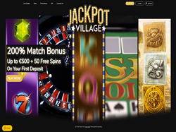 Play Jackpot Village Now