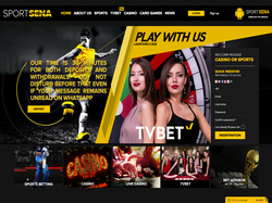 Play SportSena Now