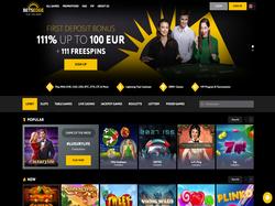 Play BetsEdge Casino Now