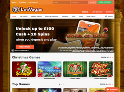 Play LeoVegas UK Now