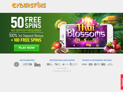 Play CyberSpins Now