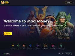 Play Mad Money Casino Now