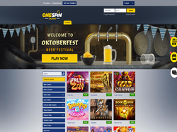 Play One Spin Casino Now