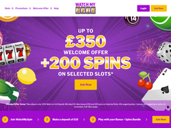 Play Watch My Spin Now