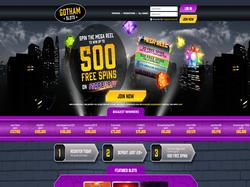 Play Gotham Slots Now