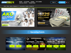Play LetsBet24 Now