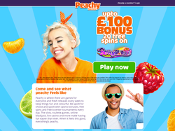 Play Peachy Games Now