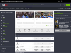 Play NetBet Italy Sports Now