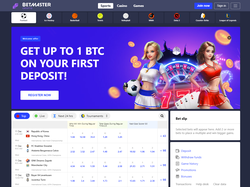 Play Betmaster Crypto Now