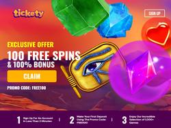 Play Tickety Bingo Now