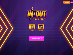 Play InAndOutCasino Now