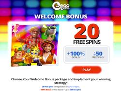 Play Ego Casino Now