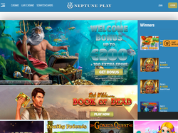 Play Neptune Play Now