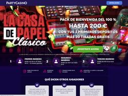Play PartyCasino Spain Now
