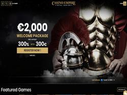 Play Casino Empire Now