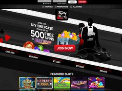 Play Spy Slots Now